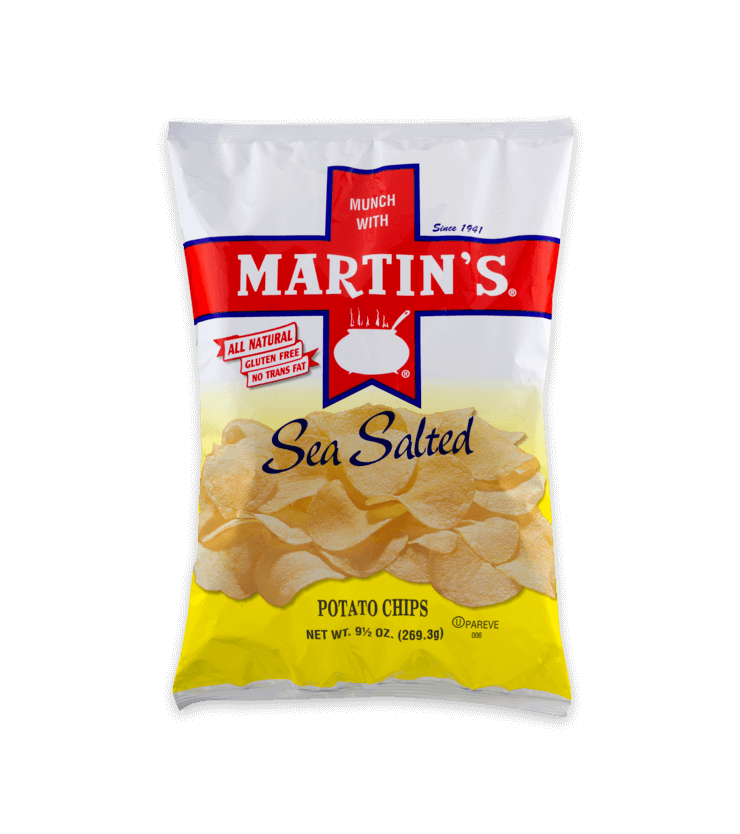 Martin's Snacks | From the Farm