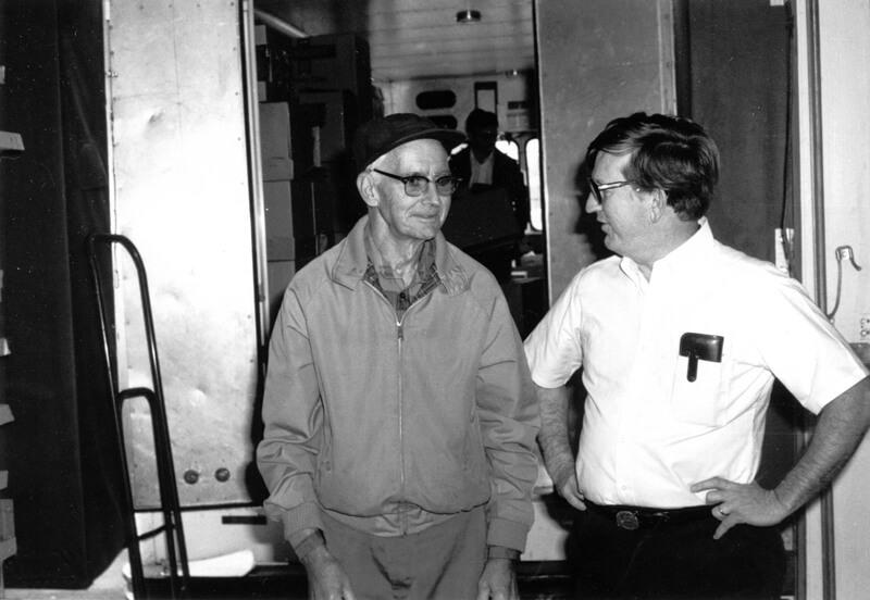 1971 Mr. Martin and Mr. Potter