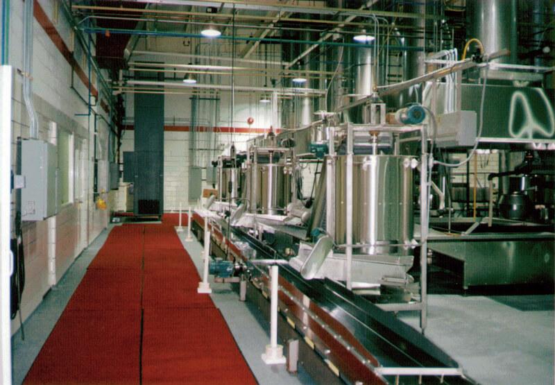 Plant Interior - 1990