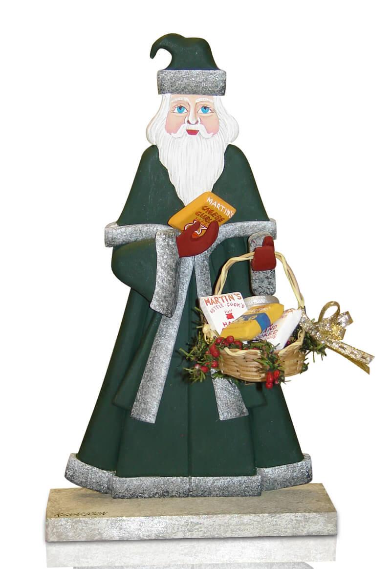 Martin's Holiday Santa